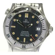 Omega Seamaster 300 Date 2552.80 Self-winding Stainless Steel Menand039s Watch[b0605]