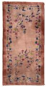 Handmade Antique Art Deco Chinese Rug 3and039 X 6and039 91cm X 183cm 1920s - 1b456