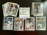 2014 Topps Update Sp Variation Set Jacob Degrom Pointing Mookie Betts Dugout Rc