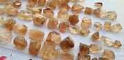 570 Gram Top Quality Natural Colour Topaz Crystal Rough Lot From Skardu Pakistan