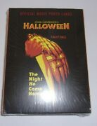 Fright-rags Halloween Michael Myers 1978 Movie Cards Wax Box Factory Sealed