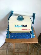 Aquabot Turbo Classic Ground Robotic Swimming Pool Cleaner Only