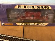 Ho Scale Bluford Shops Missouri Pacific Caboose