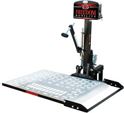 Freedom Fully Automatic Scooter Lift Carrier - Class Ii Hitch Mount 1.25 X 1.2