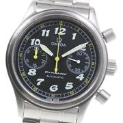 Omega Dynamic Chronograph 5240.50 Self-winding Stainless Menand039s Watch [b0606]