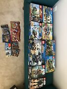 Lego New Set Lot 76001 60059 75530 76000 60117 And More See Description.