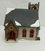 Dept 56 Dickens Village 1986 Norman Church Limited Edition 567 Of 3500