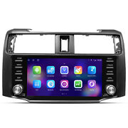 6+128gb Car Navigation Lcd Touch Stereo Radio Fit For Toyota 4runner Android 10