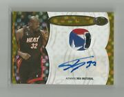 2006-07 Bowman Elevation Shaquille Oand039neal Board Of Directors Logo Patch Auto 1/2