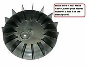 Oem Air Compressor Fan Replacement For Craftsman/porter Cable