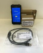 Zebra Tc26 Tc26bk-11a222-a6 2d Wifi Bt Nfc Gps Gsm 0.1oz Android Ppt + Usb Cable