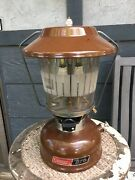 Vintage Coleman Lantern 275-710 With Carrying Case
