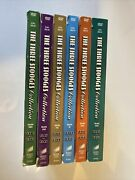 Rare 6 Set The Three Stooges Collection Volume 3-8 1940-1959 Dvd Collectable