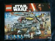 Lego 75157 Star Wars Rebels Clone Captain Rexand039s At-te Mib Brand New