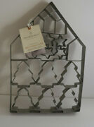Hearth And Hand Magnolia Giant Multi-cookie Cutter Sheet Tree House Stars