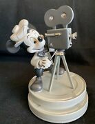 Wdcc Behind The Camera Mickey Mouse Club Mickey Le 500 Figure Mib