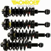 Monroe 4pcs Struts And Shocks For 2003 - 2006 Ford Expedition / Lincoln Navigator