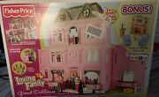 New Fisher Price Loving Family Grand Dollhouse Discontinued