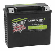 Twin Power Lithium-ion Batteries For V-twin Dlfp20h-bs-h