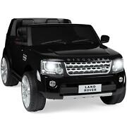 Ride On Licensed Land Rover 12 Volts 2 Seater With Parent Remote Control Multi