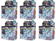 Pokemon Chilling Reign Booster Box Case Of 6 Factory Sealed Presale Ships Now