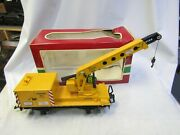 Lgb 4042 Mantra Crane Car Made In Germany Pre Owned