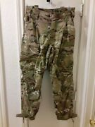 New Ocp Small Short Ecwcs Gen Iii Level 5 Mid-weight Soft Shell Trousers.