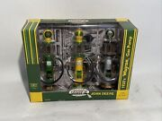Gearbox Collectible John Deere 1920and039s Wayne Gas Pumps 1/25 Scale