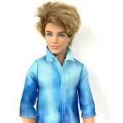 2012 Barbie Fashionistas Ken Doll Articulated Jointed Rooted Blonde Hair Rare