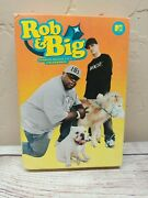Rob And Big - The Complete Seasons 1 2 - Uncensored Mtv Dvd, 2008, 4-disc Set