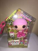 Trinket Sparkles Lalaloopsy Littles Doll Sister Jewel New In Box Never Opened