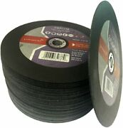Pack Of 100 Parweld 9 230mm X 1.9mm Thin Stainless Steel Cutting Discs - Metal