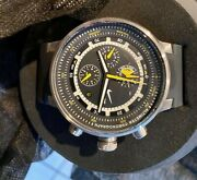 Nike Menand039s Lance Armstrong Alti Chrono Watch Only Used Once Needs New Battery