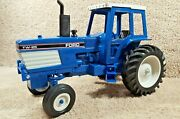 1989 First Edition Scale Models 1/16 Scale Diecast Ford Tw-25 Farm Tractor