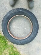 Montgomery Wards Truck Tire Model T 33 Old Rubber