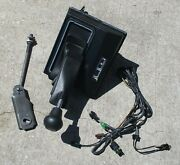 Oem Chevy Gmc Truck Blazer Suburban 4wd Np203 Transfer Case Shifter Assembly