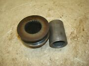 1970 Ford 4000 Tractor Sos Select O Speed Transmission Pto And Drive Couplers
