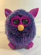 Hasbro Furby 2012 Electronic Toy Pink/ Purple Voodoo Tested/works No Pa-282