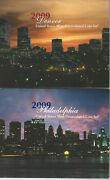 7-sets 2009-2015 Pandd Uncirculated Mint Sets In Mint Box With Coa204 Coin Total