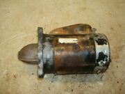 1970 Ford 4000 Tractor Starter 3000