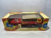 Ertl / American Muscle 1966 The Monkees Monkee Mobile - Red 118 Scale