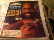 Full-used-09/95 S.i.for Kids Emmitt Smith On Cover + Extra 4 Card Sheet + Poster