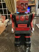 Vintage Marx Robot And Son Toy 14 Tall
