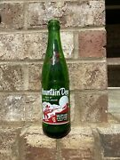 Vintage Mountain Dew Name Bottle Sold By Allen And Arlene Clean