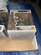 Funko Pop The Lord Of The Rings Set Balrog 448 And Treebeard 529 Not Mint