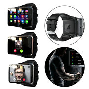 Bluetooth Smart Watch Ram 4g Rom 64g Compatible With Android Ios Phones