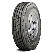 Cooper Set Of 4 Tires 285/75r24.5 L Pro Series Lhd All Season / Commercial Hd