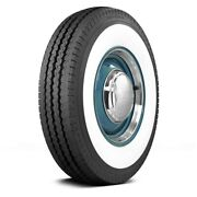 Coker Set Of 4 Tires 30x7r16 P Classic 3.5 Inch Whitewall