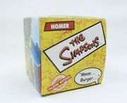 The Simpsons Official Talking Watch Homer 2002