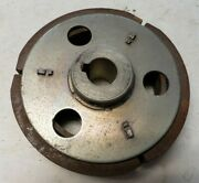 Comet Mini Bike Clutch Rotor Assembly Iron Shoe 204052 Nos Vintage S400 5/8